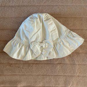 Gymboree White Hat